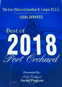 Best of 2018 Port Orchard for Legal Services